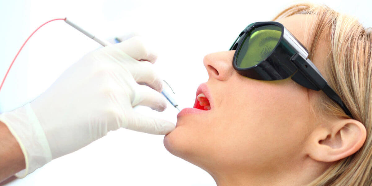 South County Laser Dentistry in Charlestown