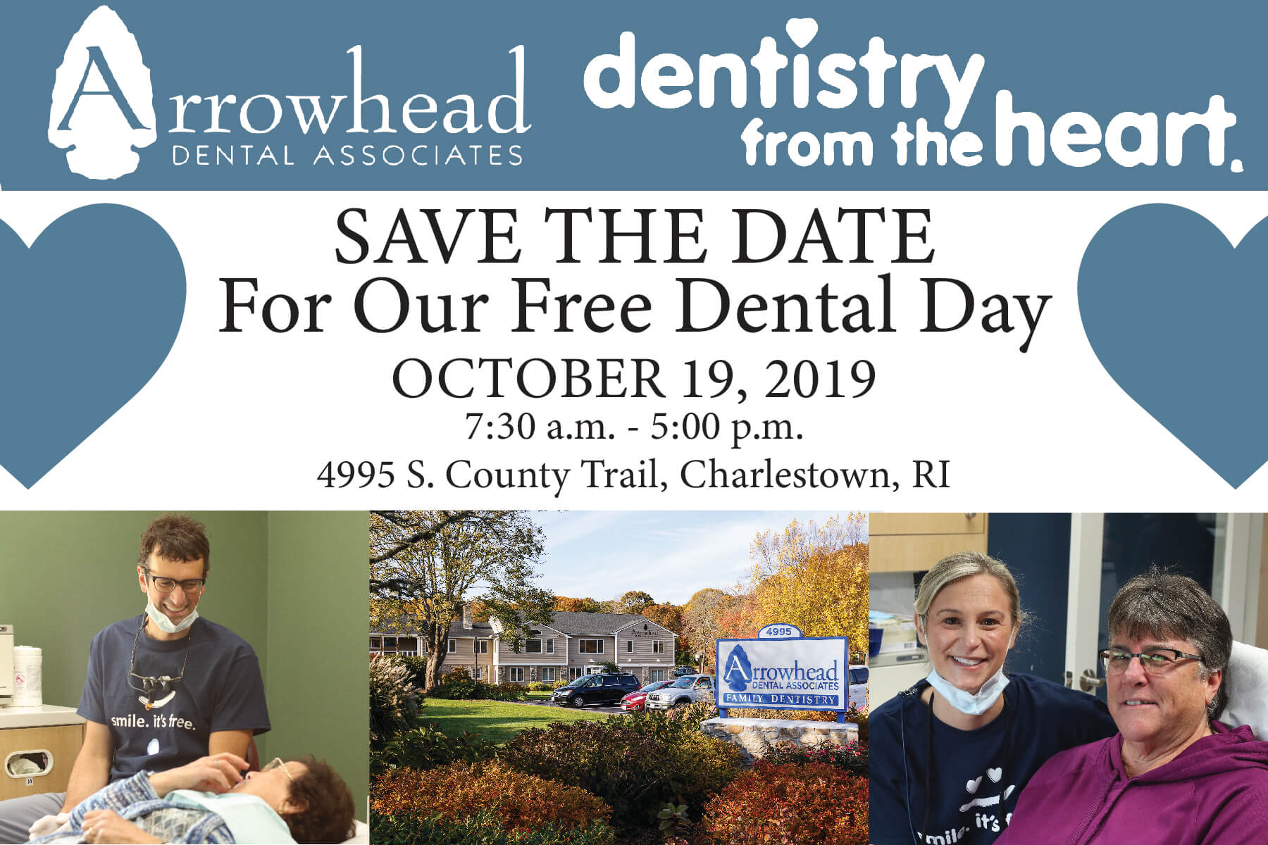 Dentistry From the Heart 2019